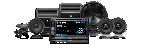 Top  Car Audio Speakers
